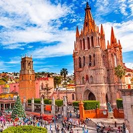 ¡Vive una experiencia internacional al mismo tiempo que practicas tu inglés en un campamento de verano en San Miguel de Allende!