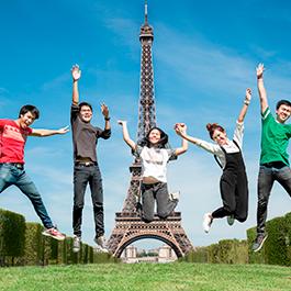 ¡Francia está recibiendo estudiantes internacionales! Aprovecha esta opción estudiando francés y cursando tu licenciatura o maestría en Francia